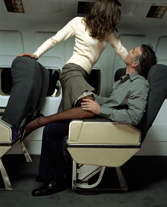 Parejas podrán tener sexo en aviones
