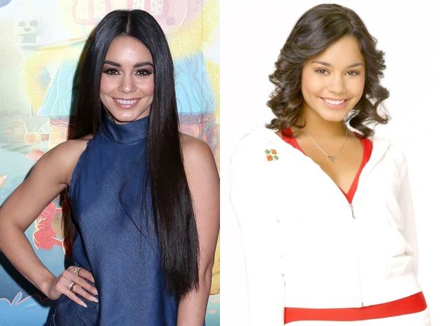 ¿Vanessa Hudgens estará en High School Musical 4?