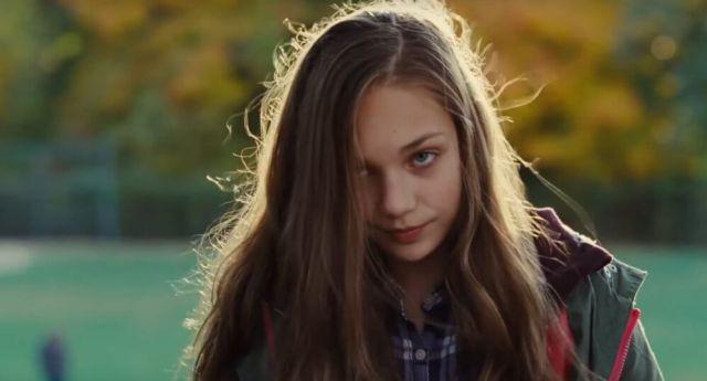 Maddie Ziegler debuta con la película