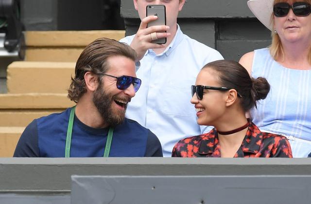 Irina Shayk y Bradley Cooper, ¡ya son papás!