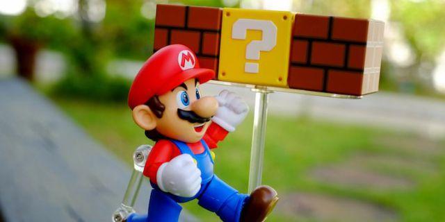 ¡Este bar de Super Mario Bros les va a encantar!