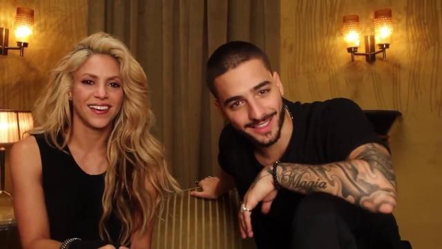 Shakira y Maluma se unen al club de los billonarios