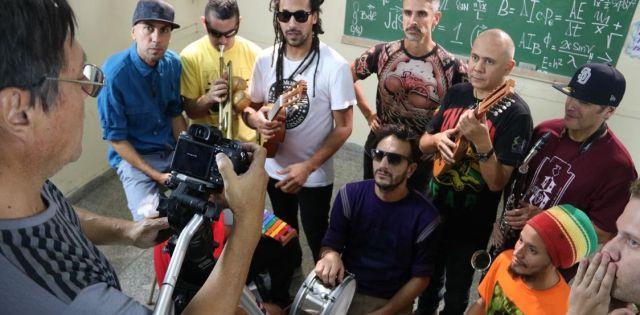 Los Cafres estrenan el vídeo de su nueva canción