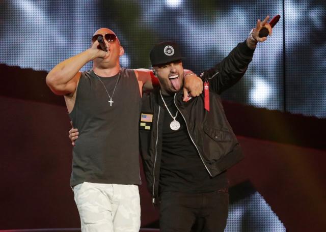 ¡Sorpresa! Vin Diesel canta reggaetón en los premios Billboard Latino 2017