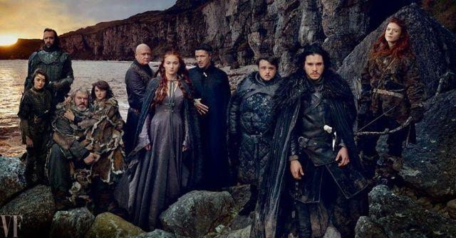 5 teorías de quién podría ser Ed Sheeran en Game of Thrones
