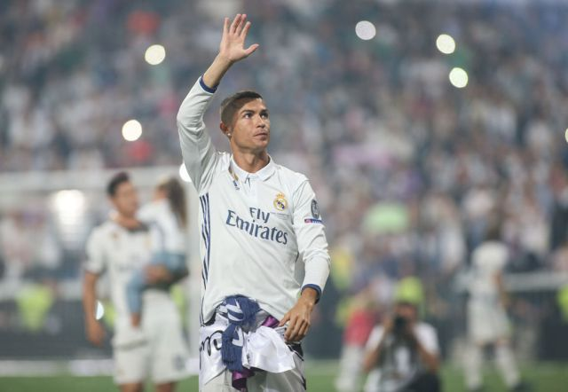 Cristiano Ronaldo será la portada de FIFA 18