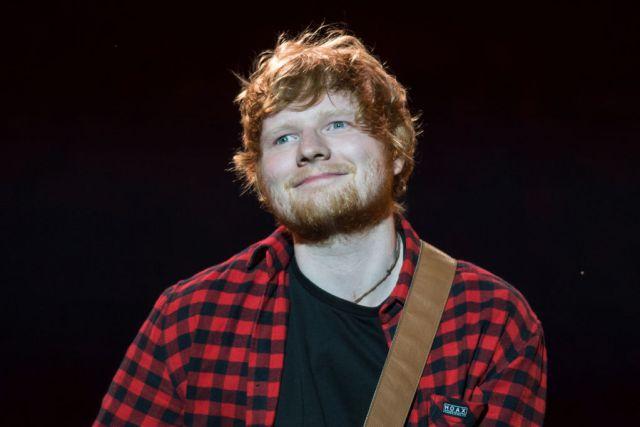 Ed Sheeran está harto de Twitter