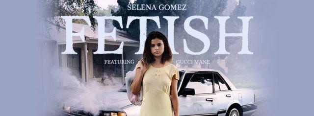 Así suena 'Fetish' de Selena Gomez