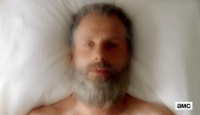 Esta es la razón por la que Rick Grimes aparece como anciano en The Walking Dead