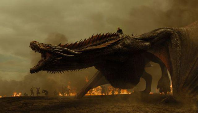 Con Game Of Thrones todos queríamos gritar: ¡Dracarys!
