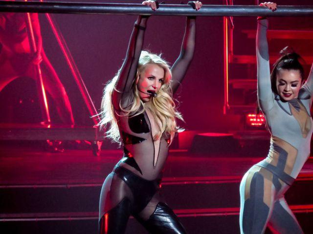 Un fan trató de atacar a Britney Spears en Las Vegas