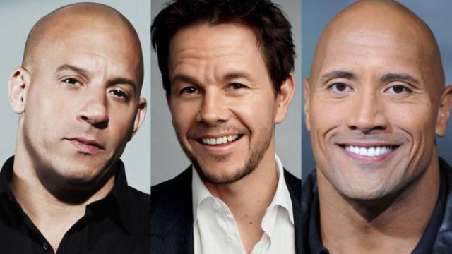 Ellos son los 10 actores mejores pagados durante el 2017