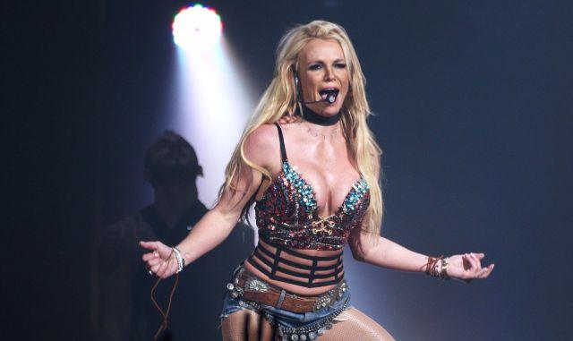 Britney Spears publica foto sin maquillaje ni glamour