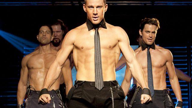 Filtran fotos de Channing Tatum como stripper cuando tenía 19 años