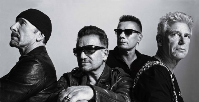 "U2 estrenó ""You're The Best Thing About Me"" su nueva canción"