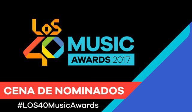 ¡Hoy! Seguí en directo la gala de nominados a Los40 Music Awards