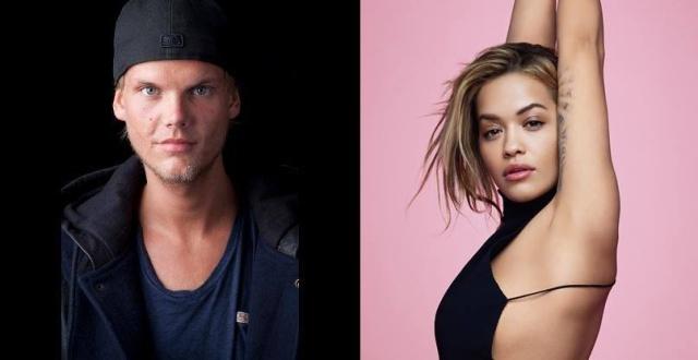 """Rita Ora y Avicii lanzan """"Lonely Together"""""""