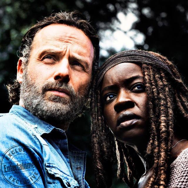 Tenemos lo nuevo de The Walking Dead