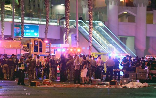 Estrellas de la música condenan ataque armado en Las Vegas