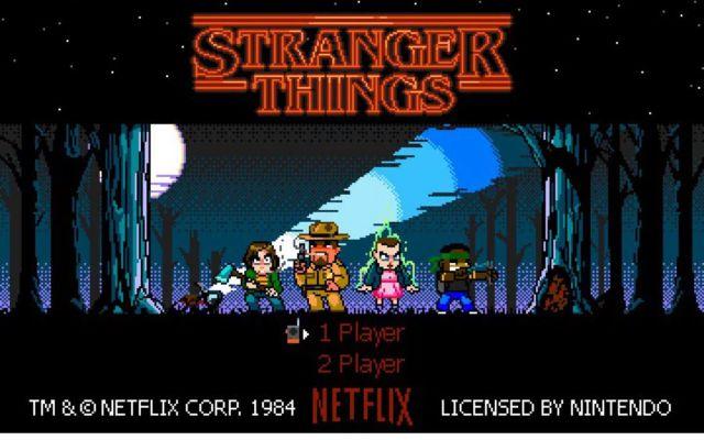 Llegó la hora de instalar el videojuego de Stranger Things