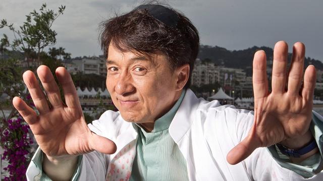 Jackie Chan se retira del cine de acción