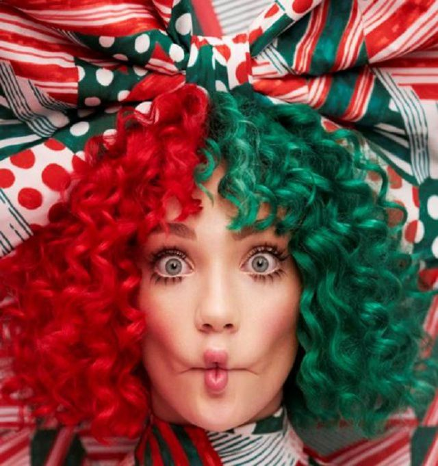Sia regresará con un disco navideño