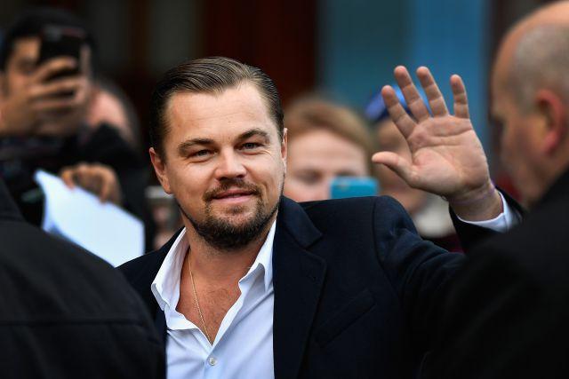 Leonardo DiCaprio interpretará a Charles Manson