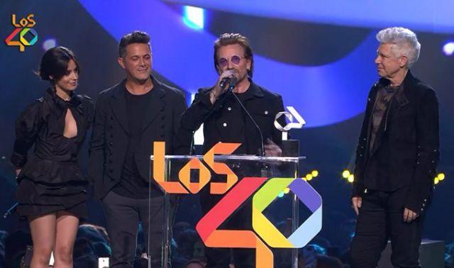 Estos son los ganadores de Los40 Music Awards 2017