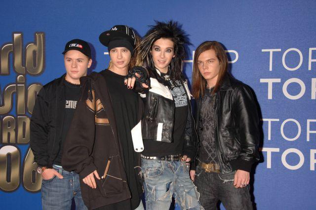 ¿Te acordás de Tokio Hotel? Así se ve su vocalista