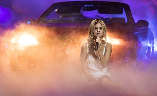 Selena Gomez sufre de las críticas de su última actuación