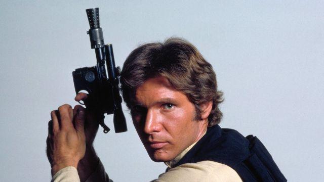 El primer vistazo de la película de Han Solo