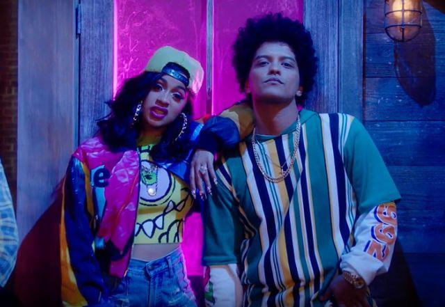 Bruno Mars nos transporta a los 90 con su nuevo video