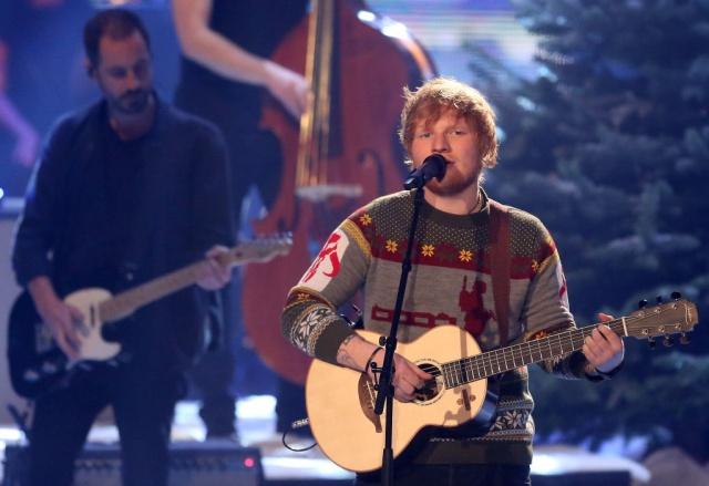 Ed Sheeran anuncia en Instagram que se casará