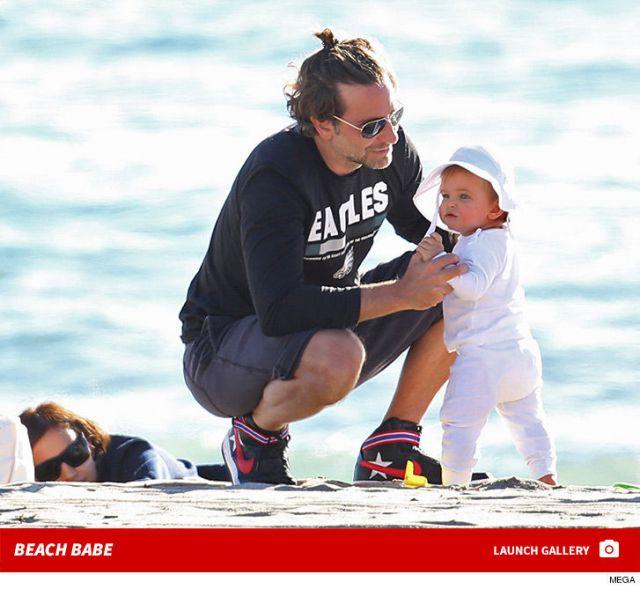 ¡Princesa Lea! Así es la hija de Irina Shayk y Bradley Cooper