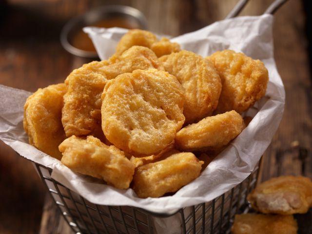 ¿Aceptarías un trabajo en el que solo tendrías que comer nuggets de pollo?