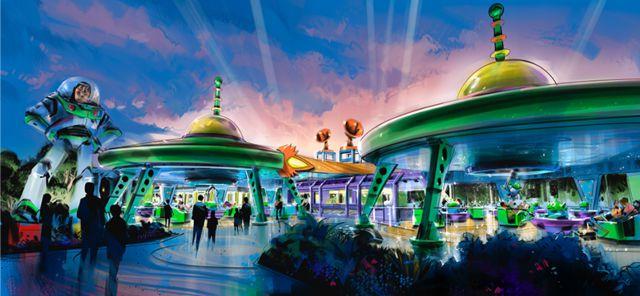 Los datos que tenés que saber de Toy Story Land