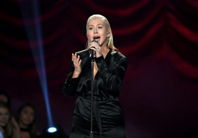 ¡Al fin! Christina Aguilera lanzará un nuevo disco este 2018