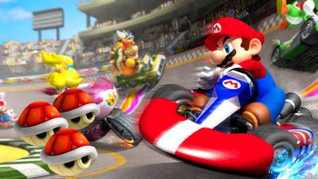 Nintendo anunció Mario Kart para teléfonos móviles