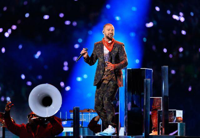 Justin Timbarlake creó polémica con su espectáculo en el Super Bowl
