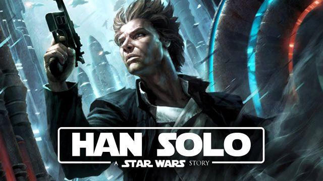 Han Solo ya tiene tráiler oficial
