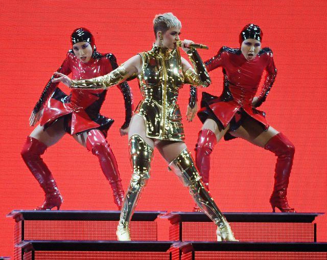 Katy Perry se arrepiente de haber creado esta canción