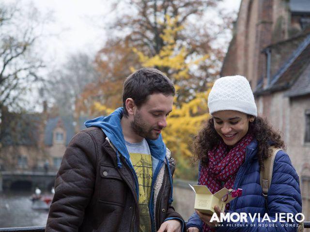 Sony Pictures compra derechos de la película 'Amor viajero'