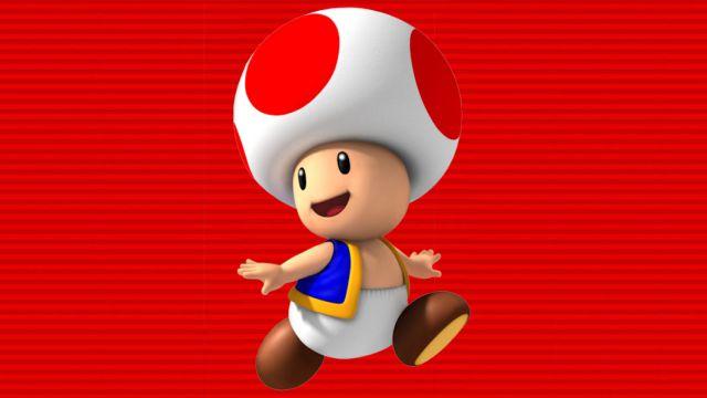 Siempre estuviste equivocado con Toad, el honguito de Mario Bros