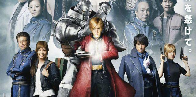 La controversia por el live action de 'Fullmetal Alchemist'