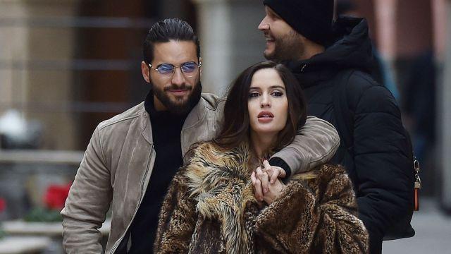 Todos los detalles de la relación de Maluma y Natalia Barulich
