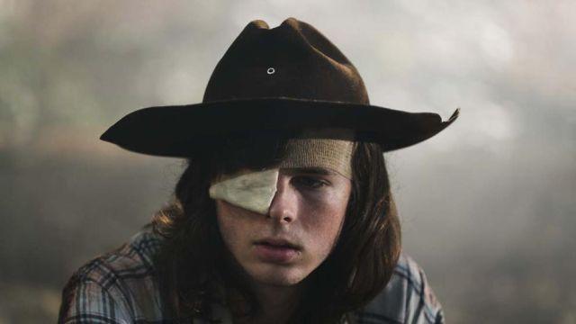 Carl se despide de