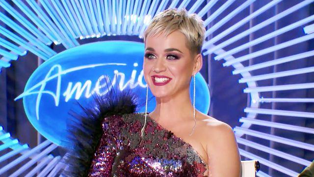 Katy Perry se enamoró de un participante en American Idol
