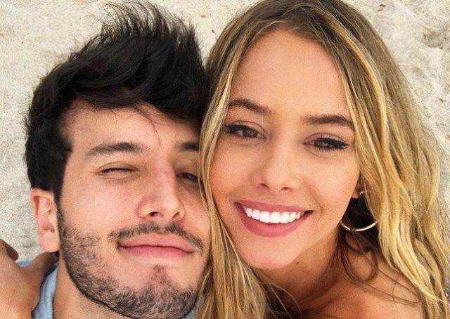 Sebastian Yatra presentó a su novia en Instagram