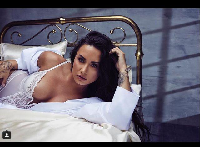 Demi Lovato lleva 6 años sobria