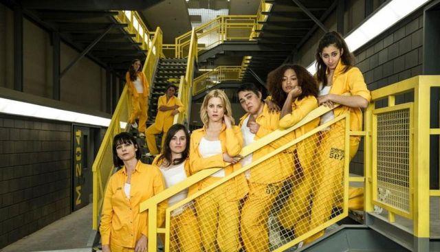 'Vis a vis' estrenará la tercera temporada en abril